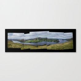 Ullswater from Hallin Fell Canvas Print