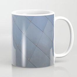 Metal Sheeting Coffee Mug