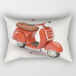 Vespa love Rectangular Pillow