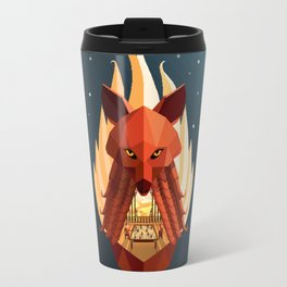 The Sly Counselor Travel Mug