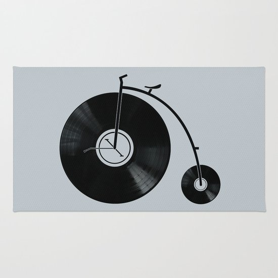 Ride Your Music! Rug