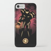 metroid iPhone & iPod Cases featuring Metroid by Casa del Kables