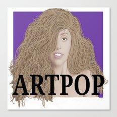ArtPOP. Canvas Print