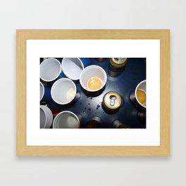 BP Framed Art Print