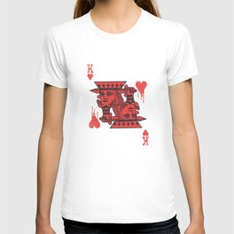 LOVE IS AN OPEN WOUND T-shirt