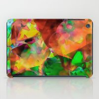 chaos iPad Cases featuring Chaos by Ray Cowie