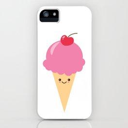 Ice Cream iPhone Case