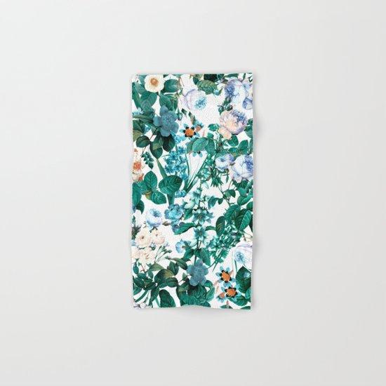 SUMMER BOTANICAL IV Hand & Bath Towel