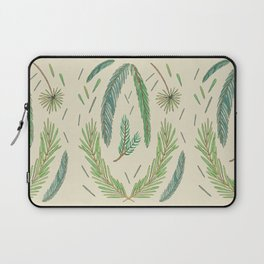 Pine Bough Study Laptop Sleeve