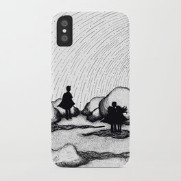 Selkie Beach iPhone Case