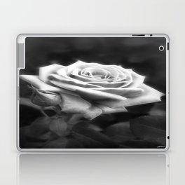 Pink Roses in Anzures 3 B&W Laptop & iPad Skin