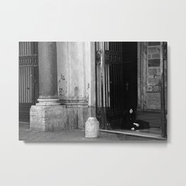 Gypsy, Rome, 2011 Metal Print