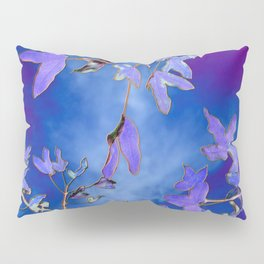 Into the Blue Pillow Sham