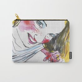 20. #hatetolove Carry-All Pouch