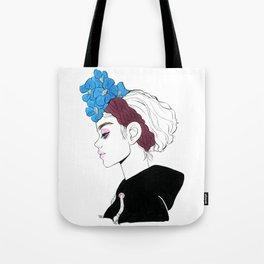 Hairband Tote Bag