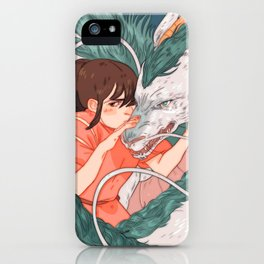 Only Love Can Break a Seal iPhone Case