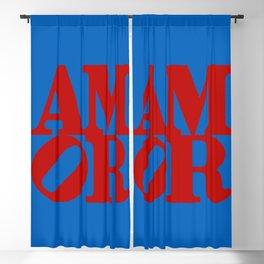 AMOR Blackout Curtain