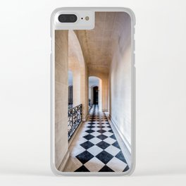The Castle Of Officiers - The Depth Clear iPhone Case