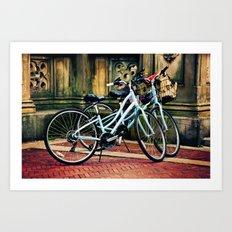 Dual Ride Art Print