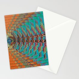 Color Vibrations Stationery Cards