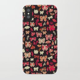 Butterflies iPhone Case