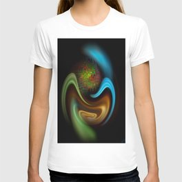 Abstract Perfektion 90 T-shirt