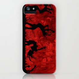 Decomposition - Gloomy Surrealism iPhone Case