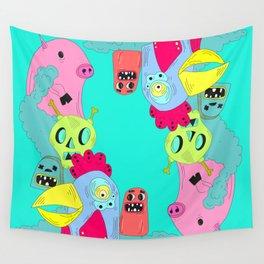 chanchito & cia Wall Tapestry