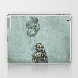 Balloon Fish Laptop & iPad Skin