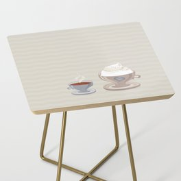 Coffee for Two Side Table