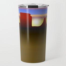 Arizona Sunset Travel Mug