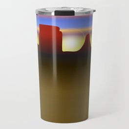 Arizona Sunset Travel Mug