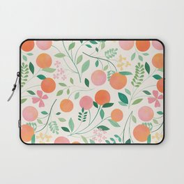 Vanilla Peaches Laptop Sleeve