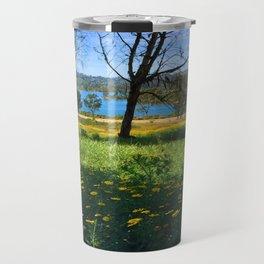 Springtime Comes to Lake Murray, La Mesa, CA Travel Mug