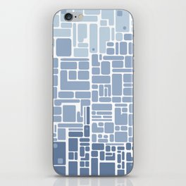 city planning iPhone Skin