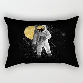 Moon Traveller Rectangular Pillow