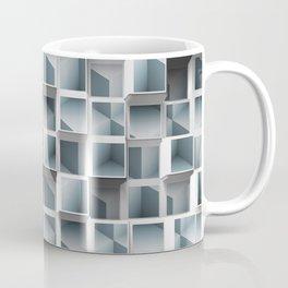 Cubes Within Cubes Coffee Mug