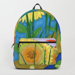 Blessings of the Sun Backpack
