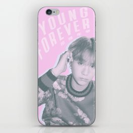 Young Forever Yoongi iPhone Skin