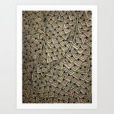Shard Art Print