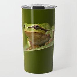 Frog's life Travel Mug