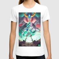 gurren lagann T-shirts featuring Gurren Lagann - This Drill will pierce the Heavens by Brian Hollins art