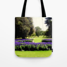 Botanical Garden Tote Bag