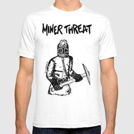 Miner Threat T-shirt