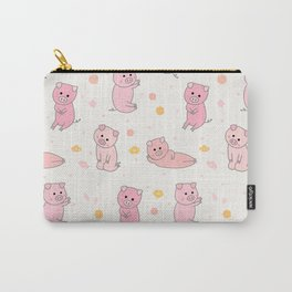 Pig Pig Chu Carry-All Pouch