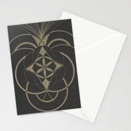 Altarpiece III - Antarabhava Stationery Cards