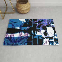 Lovecraft Poster Rug