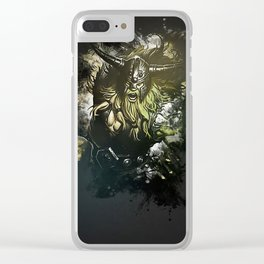 League of Legends OLAF Clear iPhone Case