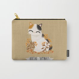 Bobtail Cat Carry-All Pouch