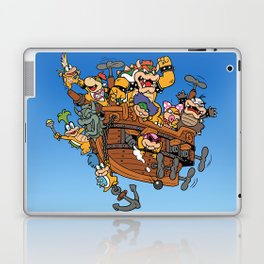 Father and His Children Laptop & iPad Skin